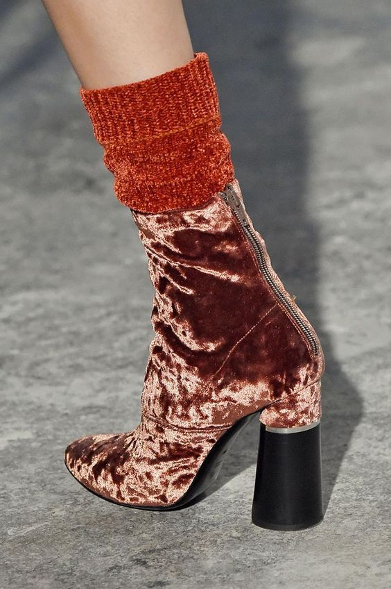 Phillip lim 2016 David Bowie heels