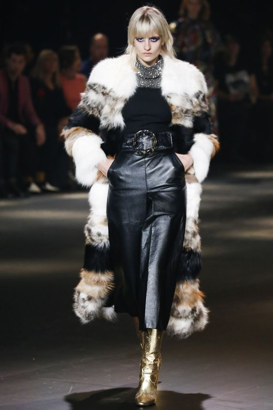 statement fur YSL 16