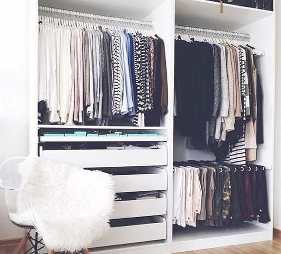 Capsule wardrobing STEP 2/Two weeks into your first capsule/ questionnaire